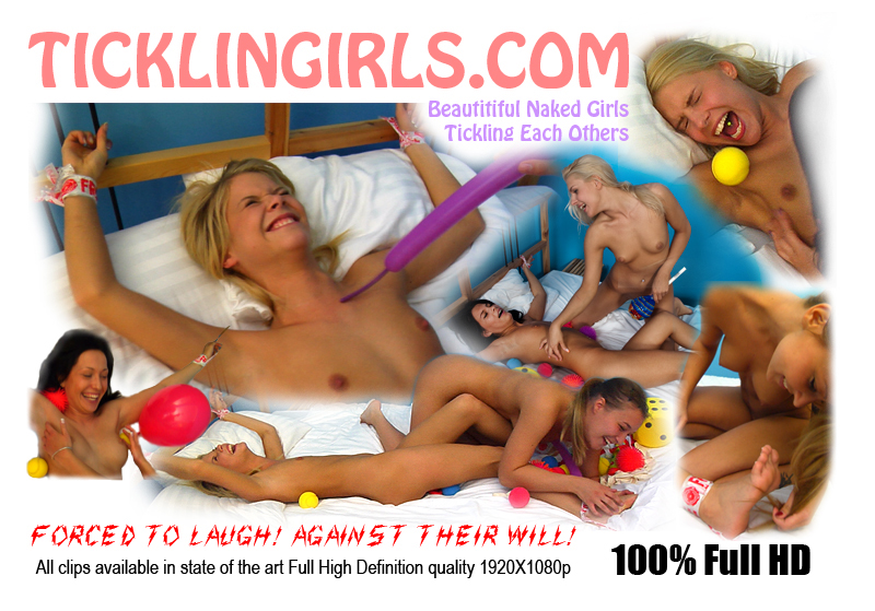 Tickling girls